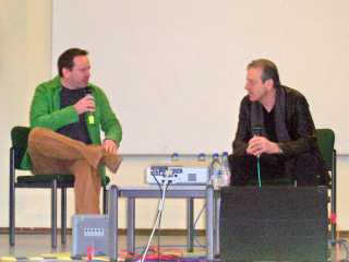 Leslie Grantham interviewed by Gary Russell