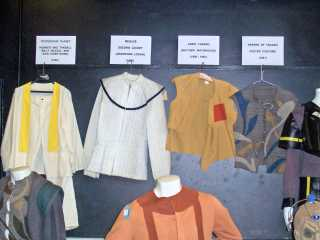 Classic Who Costumes, heavy emphasis on 1980