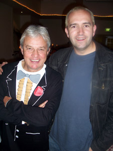 Whovention 7: Frazer Hines